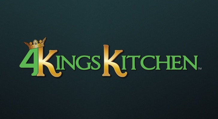 4 Kings Kitchen | Hawaii Web Design and Development Firm ...