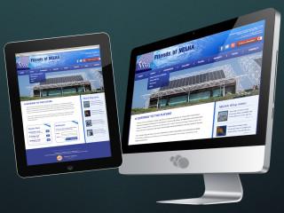 Friends Of NELHA Website Design & Development