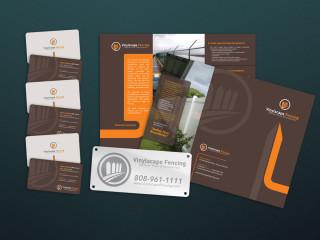 Print Design Vinylscape Fencing