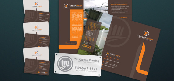 Print Design Vinylscape Fencing