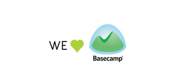 we heart basecamp project management
