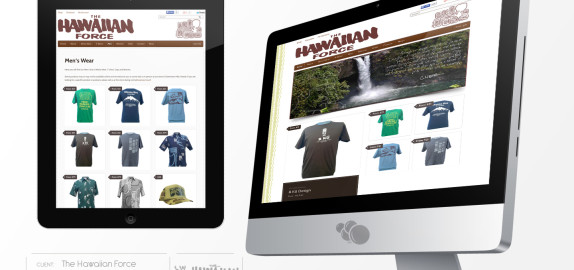 TheHawaiianForce--Website