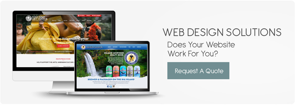 Hawaii Web Design And Development Firm Professional Internet Marketing